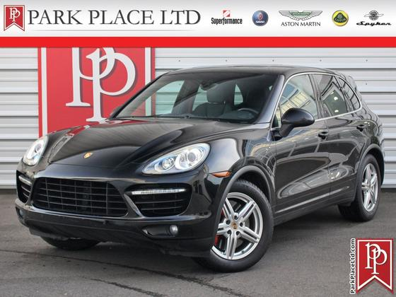 2013 Porsche Cayenne Turbo:7 car images available