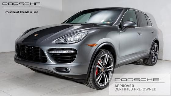 2014 Porsche Cayenne Turbo:22 car images available