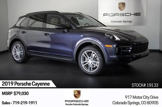 2019 Porsche Cayenne Turbo:19 car images available