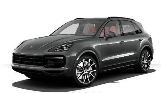 2019 Porsche Cayenne Turbo:3 car images available