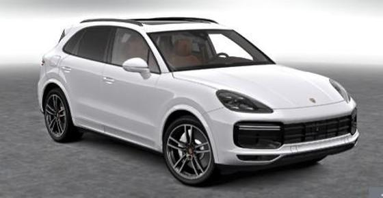 2019 Porsche Cayenne Turbo:2 car images available