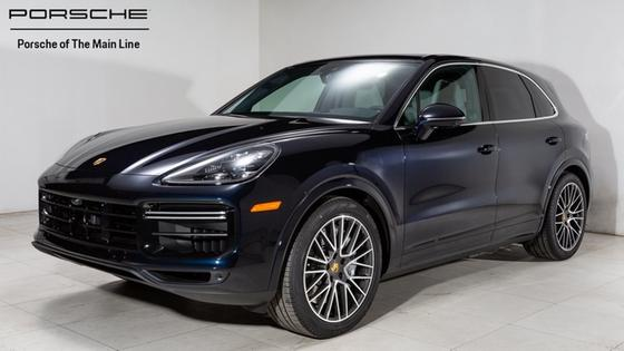 2019 Porsche Cayenne Turbo:23 car images available