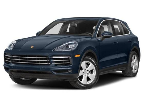 2020 Porsche Cayenne Turbo : Car has generic photo
