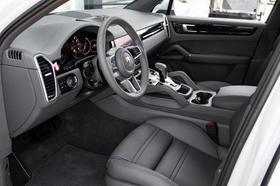 2020 Porsche Cayenne Turbo