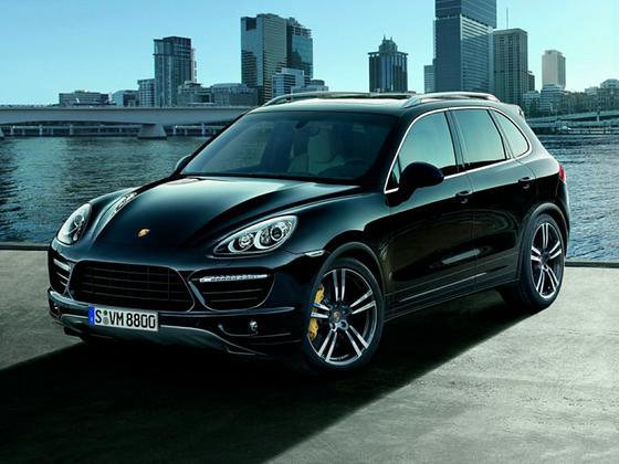 2012 Porsche Cayenne Turbo : Car has generic photo