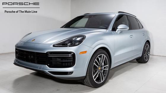 2020 Porsche Cayenne Turbo:23 car images available