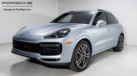2020 Porsche Cayenne Turbo:23 car images available