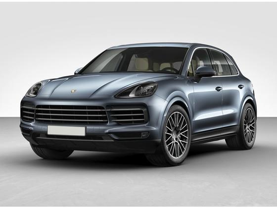 2019 Porsche Cayenne Turbo : Car has generic photo