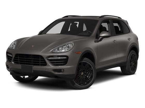 2013 Porsche Cayenne Turbo : Car has generic photo