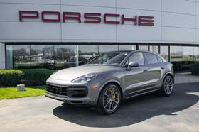 2020 Porsche Cayenne Turbo:24 car images available