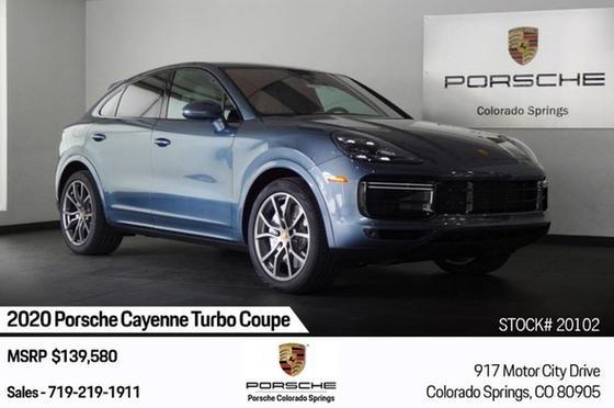 2020 Porsche Cayenne Turbo:24 car images available