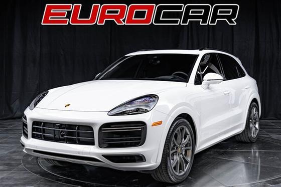 2019 Porsche Cayenne Turbo:24 car images available