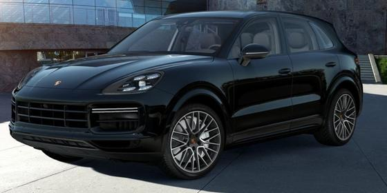 2020 Porsche Cayenne Turbo:2 car images available