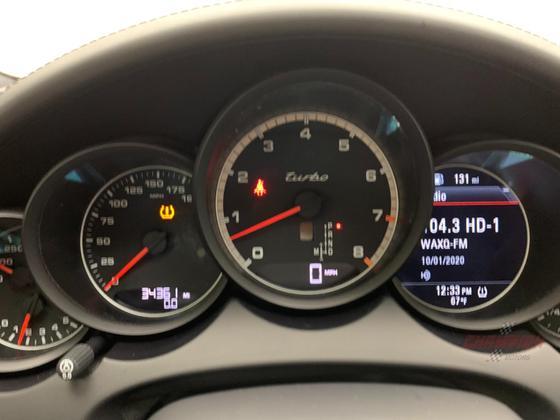 2016 Porsche Cayenne Turbo