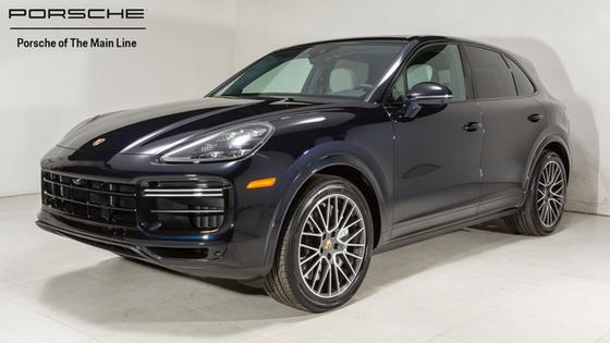 2020 Porsche Cayenne Turbo:22 car images available
