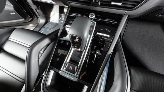 2021 Porsche Cayenne Turbo