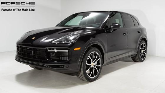 2021 Porsche Cayenne Turbo:24 car images available