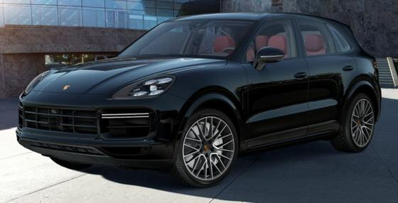 2021 Porsche Cayenne Turbo:2 car images available