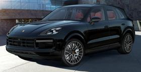 2021 Porsche Cayenne Turbo:2 car images available