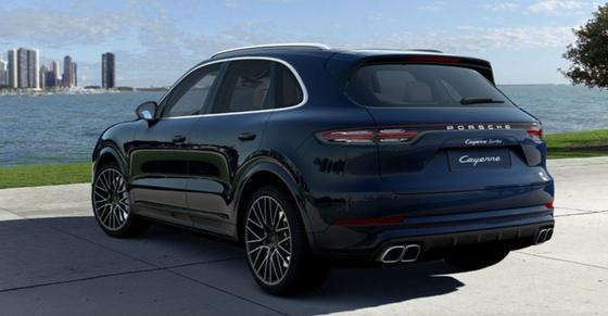 2021 Porsche Cayenne Turbo:3 car images available