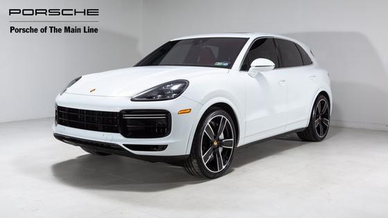 2019 Porsche Cayenne Turbo:21 car images available