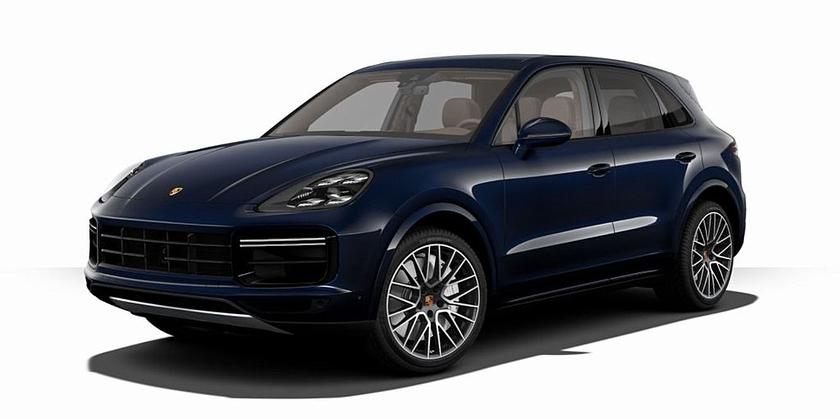 2021 Porsche Cayenne Turbo:4 car images available