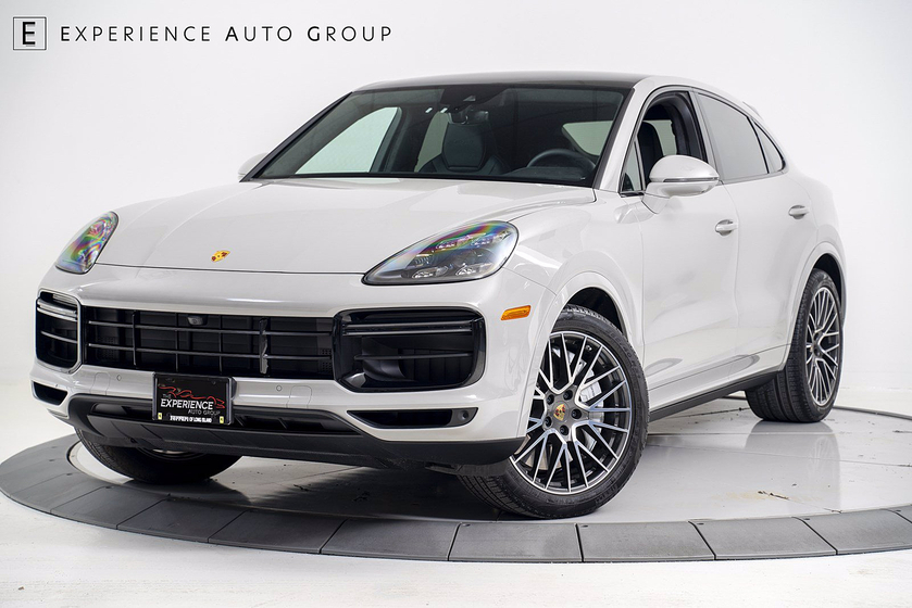 2021 Porsche Cayenne Turbo:24 car images available