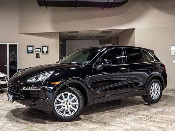 2014 Porsche Cayenne V6:24 car images available