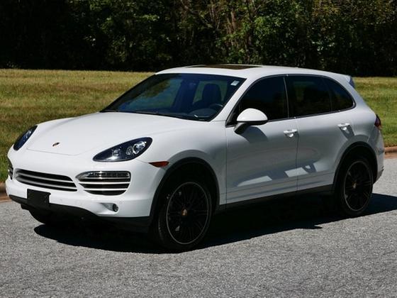 2014 Porsche Cayenne V6:24 car images available