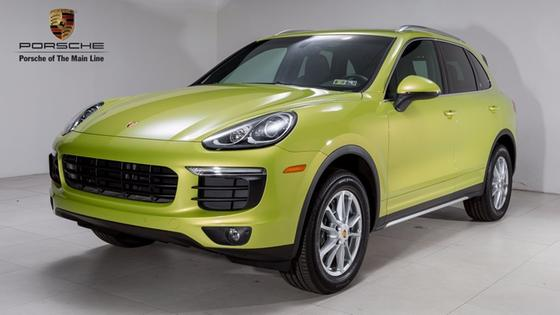 2016 Porsche Cayenne V6:24 car images available