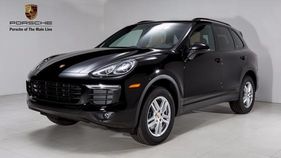 2018 Porsche Cayenne V6:23 car images available