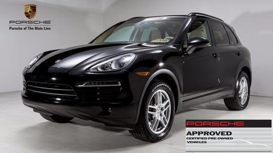 2013 Porsche Cayenne V6:24 car images available