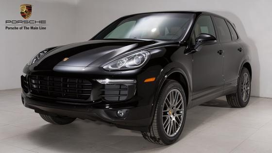 2018 Porsche Cayenne V6:2 car images available