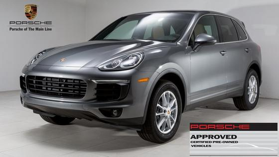 2018 Porsche Cayenne V6:22 car images available