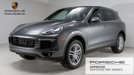 2018 Porsche Cayenne V6:24 car images available