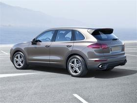 2018 Porsche Cayenne V6 : Car has generic photo