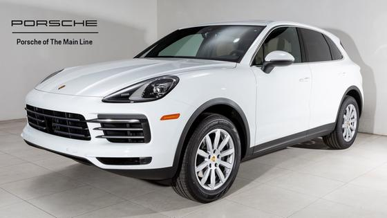 2019 Porsche Cayenne V6:22 car images available
