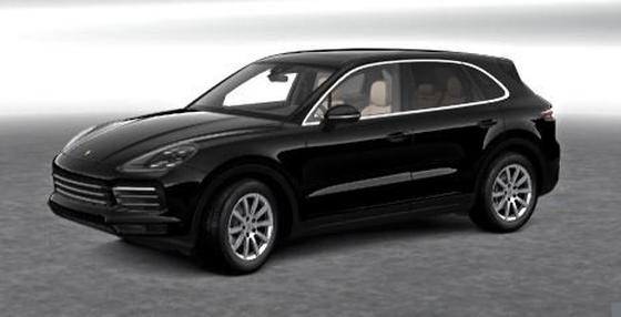 2019 Porsche Cayenne V6:2 car images available