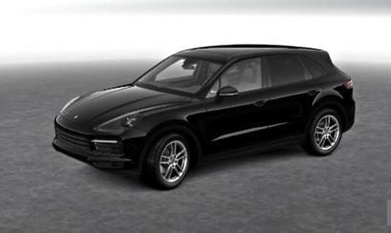 2019 Porsche Cayenne V6:2 car images available