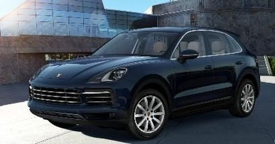 2020 Porsche Cayenne V6:2 car images available