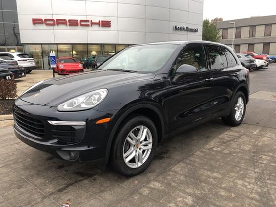 2017 Porsche Cayenne V6:20 car images available