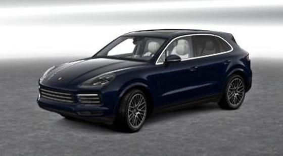 2020 Porsche Cayenne V6:3 car images available