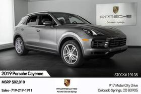 2019 Porsche Cayenne V6:24 car images available