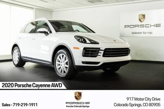 2020 Porsche Cayenne V6:24 car images available