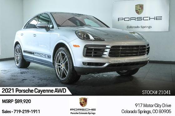 2021 Porsche Cayenne V6:24 car images available