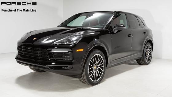 2021 Porsche Cayenne V6:24 car images available