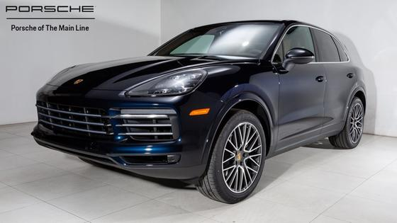 2019 Porsche Cayenne V6:21 car images available