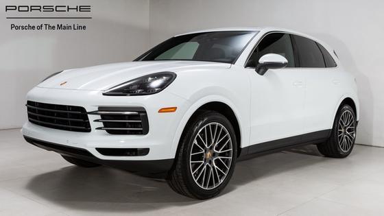 2020 Porsche Cayenne V6:21 car images available