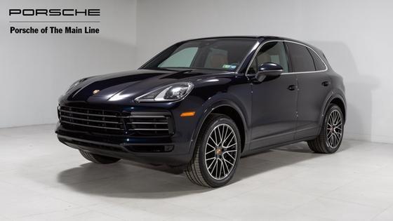 2021 Porsche Cayenne V6:22 car images available
