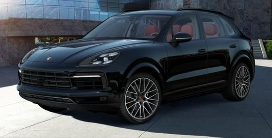 2021 Porsche Cayenne V6:4 car images available